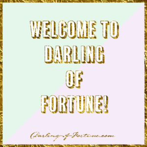 Welcome to Darling of Fortune